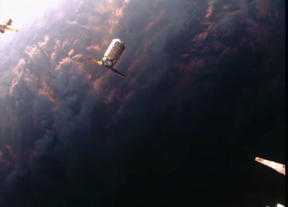 Video: Cygnus Cargo Supply Spacecraft Safely Reaches the ...
