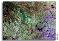 Earth from Space: Colours of Sweden