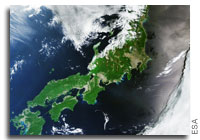 Earth from Space: Japan