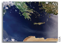Earth from Space: The Mediterranean