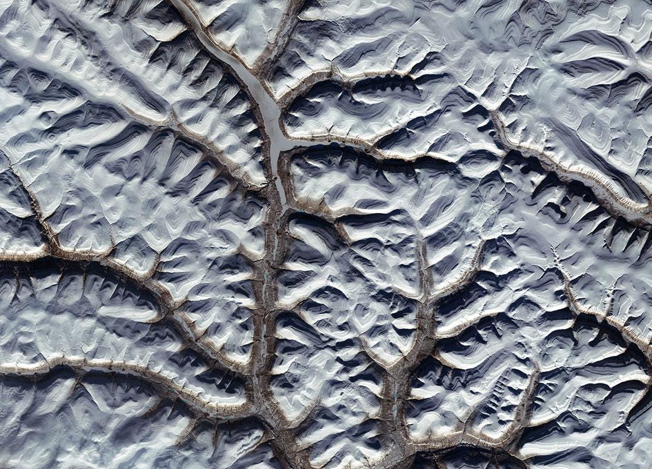 Earth From Space Putorana Plateau Siberia Spaceref