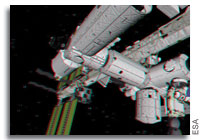 Tour the International Space Station in 3D