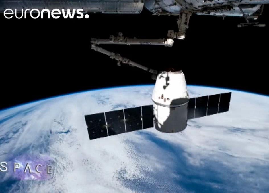 ESA Euronews: Canada's Robot Masters