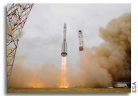 Europe's ExoMars Mission to Mars Launches