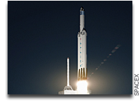 SpaceX Will Start Going to Mars in 2018