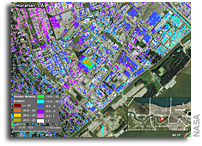 Mapping The Rate That New Orleans Is Sinking