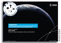 NASA FISO Presentation: HERACLES: Preparing Human Exploration by Integrated Certification of Crew and Hardware for Lunar Surface Operations