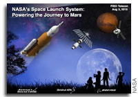 NASA FISO Presentation: NASA's Space Launch System: Powering the Journey to Mars