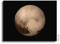 New Evidence Suggests Pluto has a Subsurface Ocean