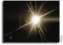 Chandra Finds Evidence for Violent Stellar Merger