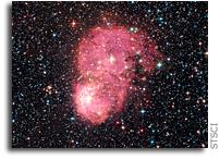 Milky Way Nebula NGC 248