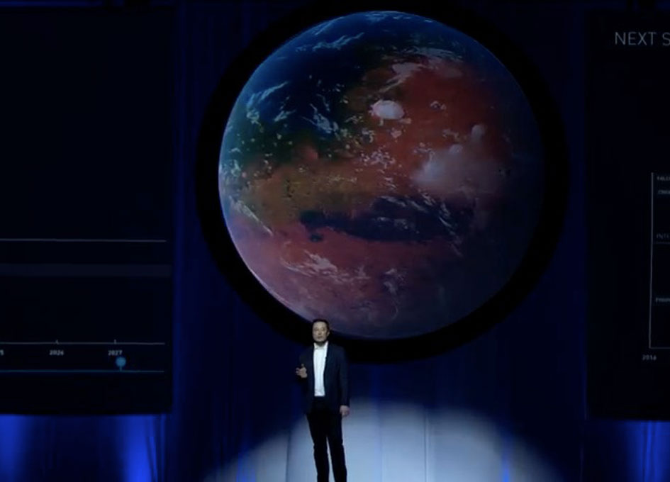 Elon Musk Outlines his Plan for Colonizing Mars and Why We Should Do It