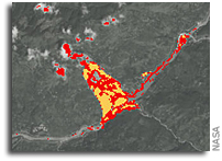 NASA Data Used To Automatically Detect Potential Landslides In Nepal