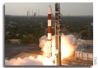 Video: Launch of India's RESOURCESAT-2A Earth Observation Satellite