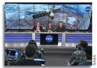 NASA SpaceX CRS-9 Post-Launch Briefing