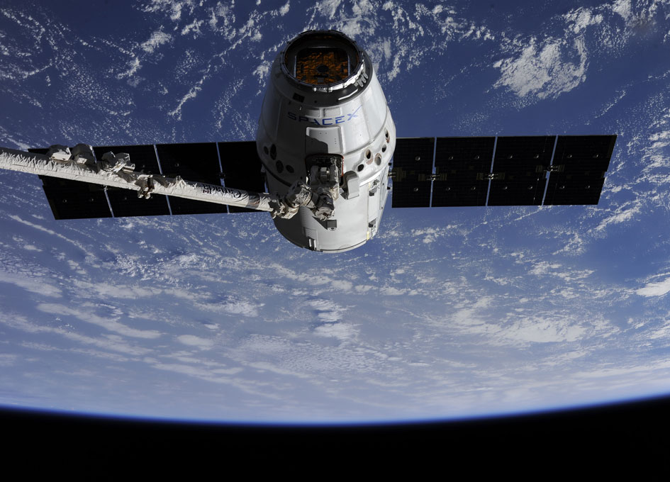 spacex dragon docking - photo #15