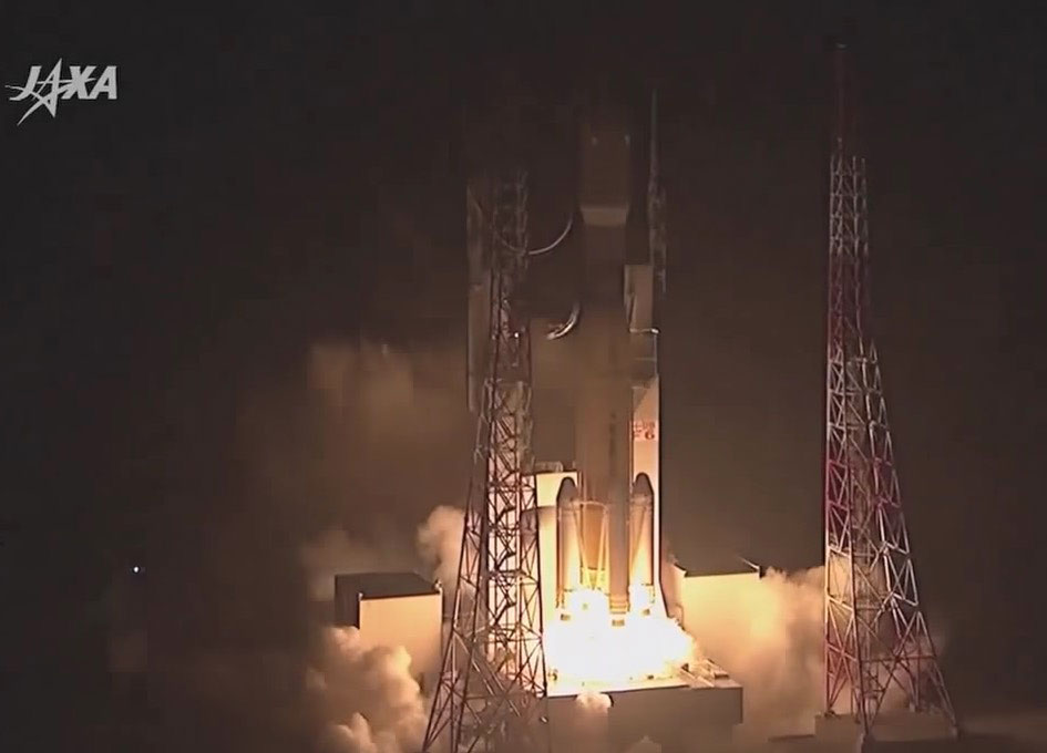 Video: Japan's Kounotori H-II Transfer Vehicle-6  Launches on Resupply Mission to the ISS