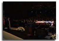 Senator John Glenn's Memorial Service
