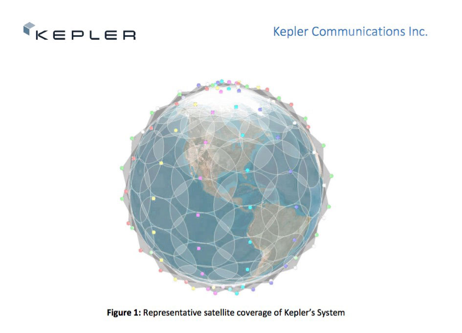Details Emerge on Kepler Communications and Telesat Small Satellite Constellations