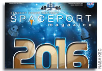 The January Issue of the NASA KSC Spaceport Magazine Now Available