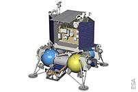 ESA's Lunar Ice Drill For Luna 27