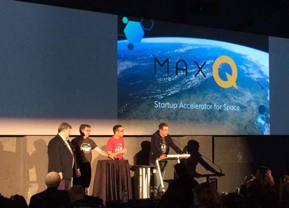 MaxQ Launches Canada's First Dedicated Space Accelerator with Pilot Program in Kitchener-Waterloo