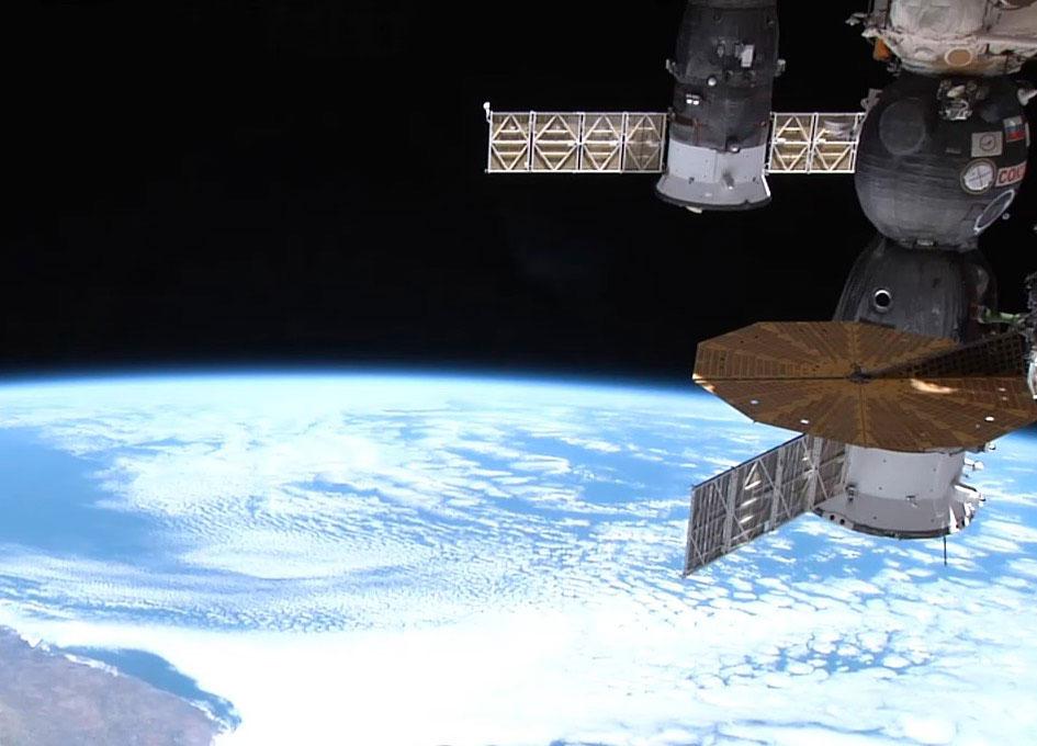 NASA International Space Station On-Orbit Status 10 February 2016