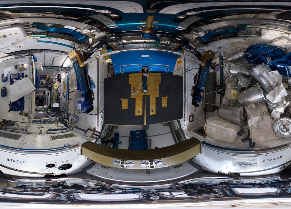 NASA International Space Station On-Orbit Status 28 April 2016