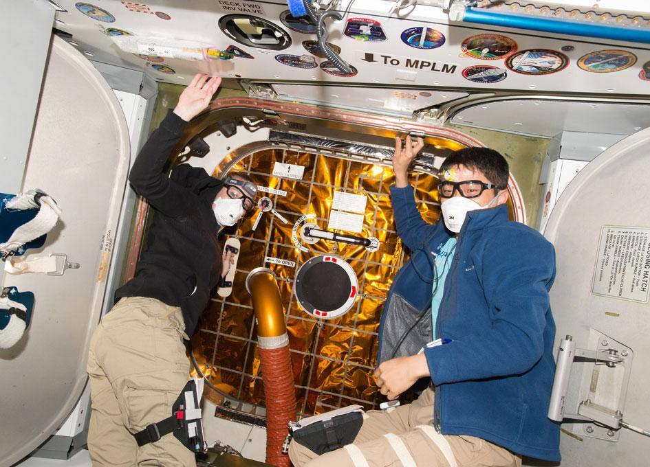 NASA International Space Station On-Orbit Status 25 July 2016
