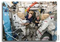 NASA International Space Station On-Orbit Status 10 August 2016