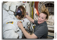 NASA International Space Station On-Orbit Status 17 August 2016