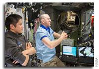 NASA International Space Station On-Orbit Status 14 September 2016