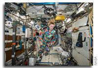 NASA International Space Station On-Orbit Status 19 September 2016