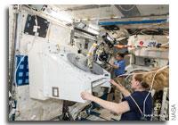NASA International Space Station On-Orbit Status 23 September 2016