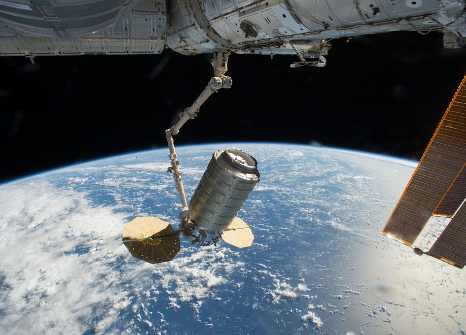 NASA International Space Station On-Orbit Status 24 October 2016