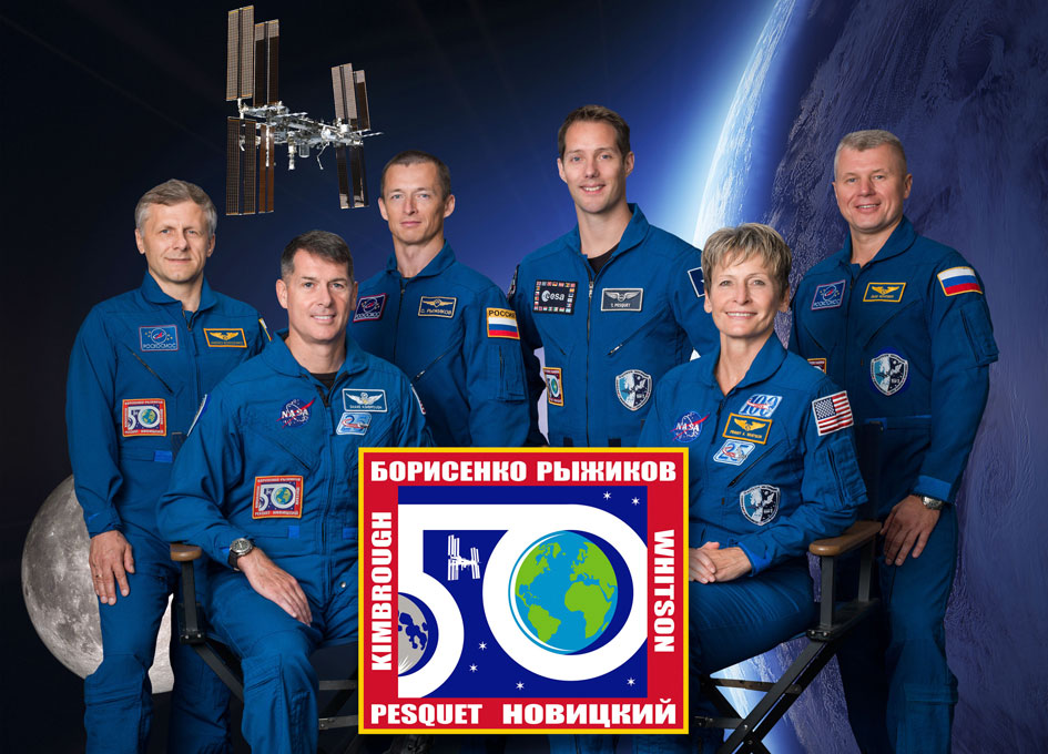 NASA International Space Station On-Orbit Status 27 October 2016