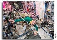 NASA International Space Station On-Orbit Status 27 December 2016