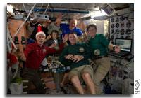 NASA International Space Station On-Orbit Status 30 December 2016