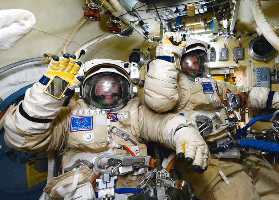 NASA ISS Space to Ground Weekly Report - 5 February 2016