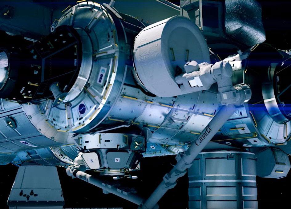 spacecraft grounding - photo #45