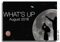 What's up for August 2016