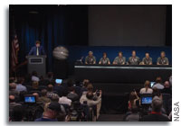 NASA provides an update on Juno's arrival at Jupiter after it enters orbit