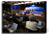 NASA CYGNSS Pre-Launch Mission Status and Science Briefings
