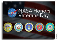 Video: NASA Honors Veterans Day