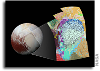 Mapping Pluto's Geology