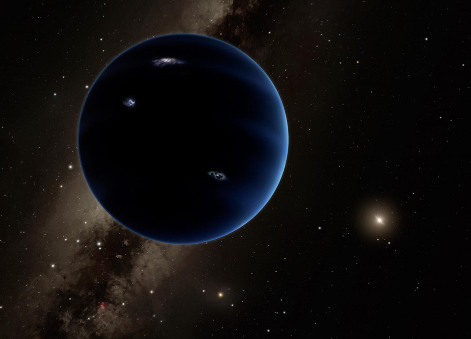 Planet Nine: A World that Shouldn't Exist