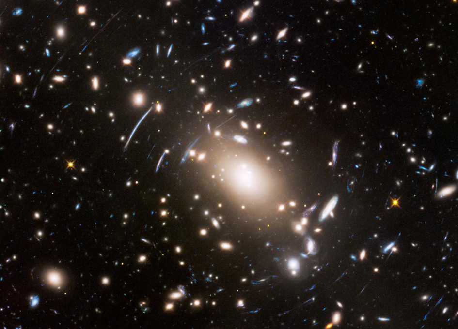 Hubble Looks to the Final Frontier