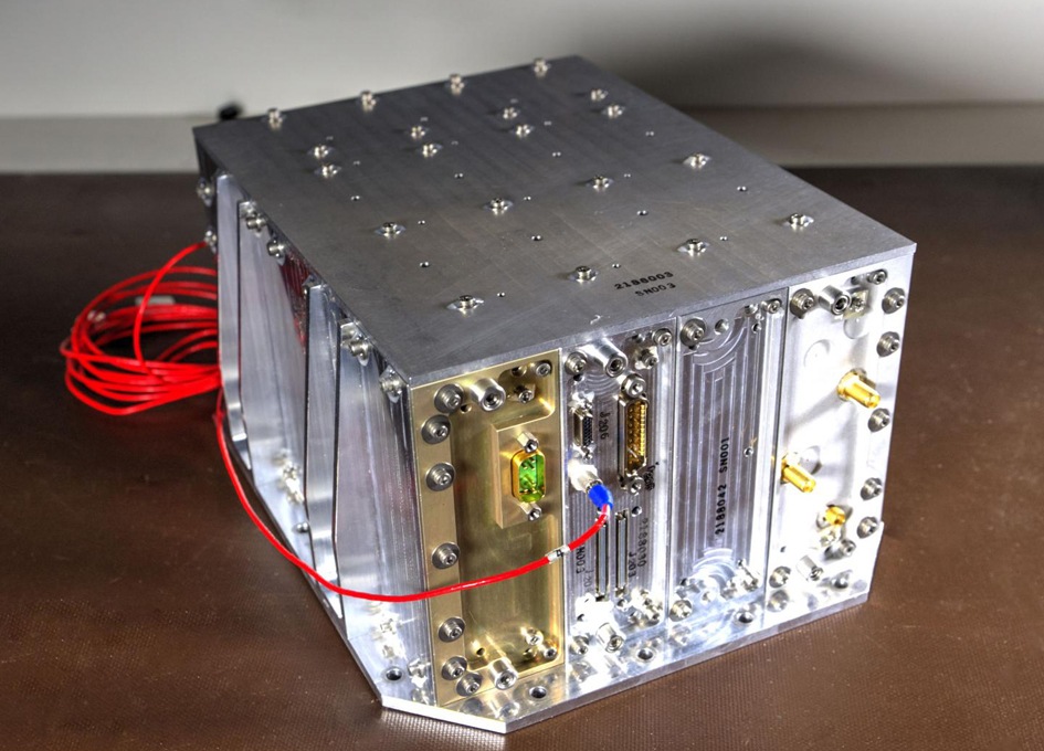 NavCube X-ray Communications Demonstration In Space