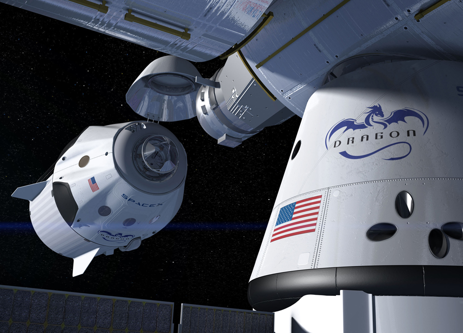 NASA Orders Second SpaceX Crew Mission to ISS