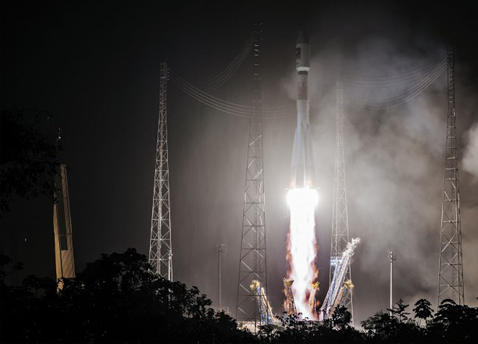 Arianespace Launches Two More Galileo Spacecraft